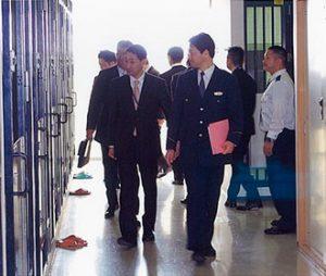 愛知県警で留置業務実践塾を開催