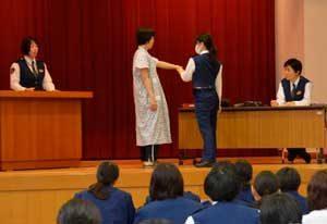 岐阜県警で女性警察官のスキルアップ教養講座