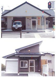 宮城県警で2駐在所の新築落成式
