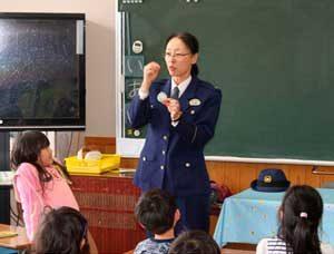 新潟県警で子供の犯罪被害防止の緊急対策
