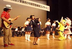 神奈川県警がピーガルくんとリリポちゃんの歌をYouTubeで公開