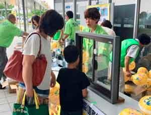 奈良県警が「ロックの日」に鍵掛け徹底の広報啓発活動