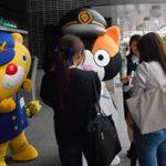 岡山県警で「青少年の非行・被害防止全国強調月間」広報キャンペーン