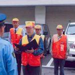 宮城県塩釜署管内で「くまさんパトロール」が活動開始