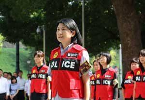 西日本豪雨災害被災地に「警視庁きずな隊」を派遣