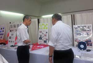 三重県警で警察装備・情通開発改善・鑑識実務研究の発表会