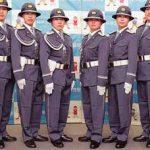 兵庫県警で全国初の女性儀仗隊が誕生