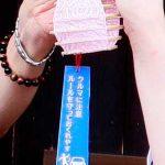 京都府東山署で交通ルールの順守呼び掛ける「風鈴型ちょうちん」製作