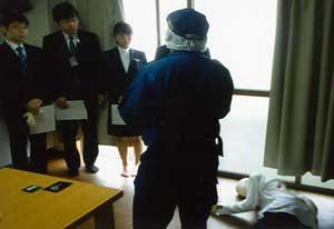 埼玉県警が殺人事件捜査の体験型採用セミナーを初開催