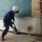 熊本3署が震災を想定し救出救助訓練行う