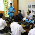 福岡県折尾署が警察官採用試験勧奨として体験型説明会行う