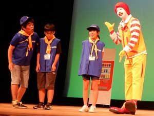 愛知県警が防犯少年団にBO-KENあいち講習会・キッズを開催