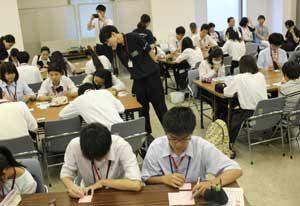 京都府警で青少年いいねット京フォーラム開催