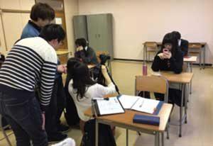 北海道警の学生ボランティアが自画撮り被害防止の映画を制作