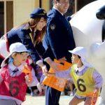 広島県世羅署で児童虐待防止推進月間の広報キャンペーン実施