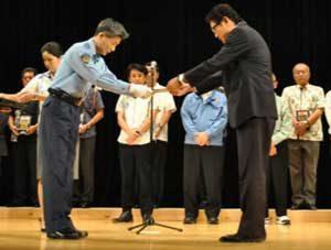 沖縄県警が飲酒運転根絶県民大会開く