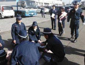 岐阜県警で乃木坂46の元メンバー伊藤寧々さんが一日機動隊長に