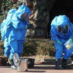 群馬県警が渋川スカイランドパークでテロ対処訓練