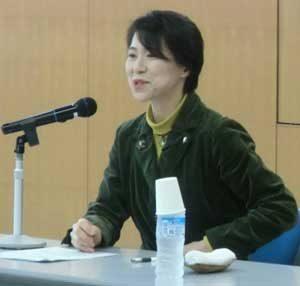 鳥取県警の佐野本部長が男性警部補等向けに特別講演