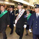 神奈川県警ではEXILEのMAKIDAIさんが年末の横浜駅を警戒