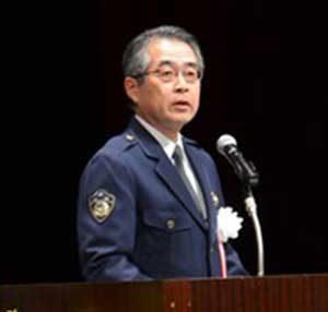 静岡県警が子供・若者育成支援の大会で性犯罪被害防止を呼び掛け
