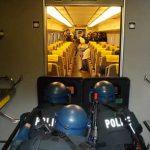 京都府警が特急列車内で国際テロ想定の訓練