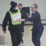 岩手県警が花巻空港で不法侵入事案の対応訓練
