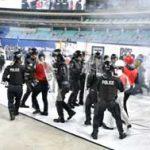 愛知県警が総勢470人で総合警備訓練