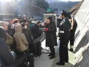 岩手県警が自動車専用道路の延伸に伴い高齢者向けの講習会