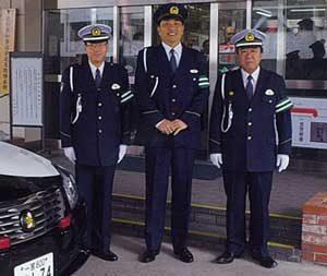 愛知県一宮署で元ドラゴンズ・山本昌さんが一日警察署長
