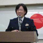 三重県警で昇任予定の女性警察官対象のスキルアップ研修会