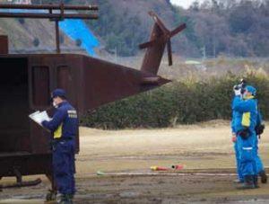 神奈川県警が米軍等と「日米ガイドラインに基づく実動訓練」