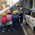 愛知県警の働き掛けで「東邦ガス」が子供の見守り活動に協力