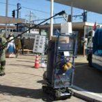 群馬県警が富岡製糸場周辺で官民連携テロ対処訓練