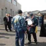 鹿児島県警機動隊で若手対象の職務質問競技会