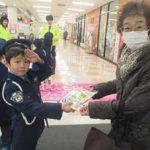 愛知県南署がひなまつりに合わせた事故防止キャンペーン
