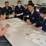 長野県警で外国人対応の能力向上訓練を実施