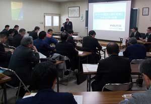 北海道深川署がサイバーセキュリティ対策推進の連絡協議会を設立