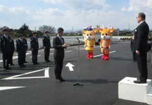 奈良県警で「高齢運転者支援室」新設