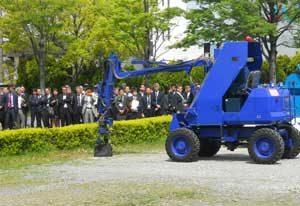 佐賀県警でテロ対策パートナーシップの総会開く