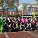 広島県呉署が高校生と未成年の飲酒防止・飲酒運転根絶キャンペーン