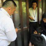 福岡県柳川署で侵入窃盗の手口学ぶ実戦指導