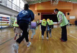 愛知県警が小学校で体験型防犯教室「BO-KENあいち」を開催