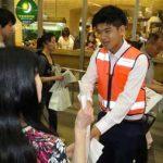 埼玉県警で青年警察ボランティアの合同委嘱式