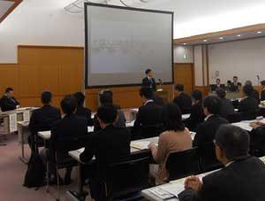 神奈川県警で「テロ・災害対策神奈川協力会港湾部会会合」開く