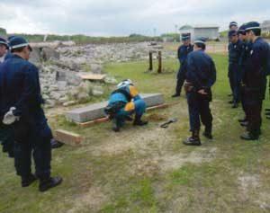 兵庫県警で災害警備訓練指導員の講習会を実施