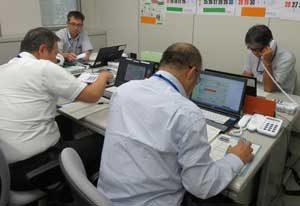 静岡県警で遺失物コールセンターの試行運用を開始