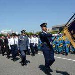 新潟県警で威風堂々の視閲式を実施