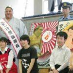 長野県軽井沢署が大相撲・御嶽海関を一日警察署長に委嘱