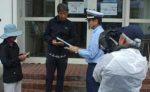 北海道門別署が遭難多発の幌尻岳で注意喚起の活動